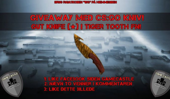cs:go gut knife