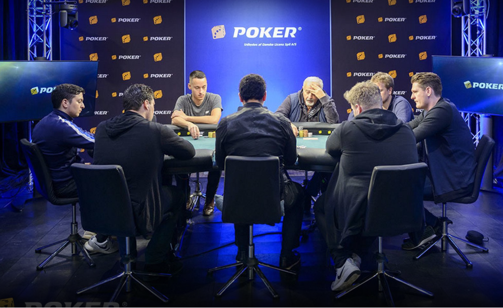 live stream DM i poker 2018
