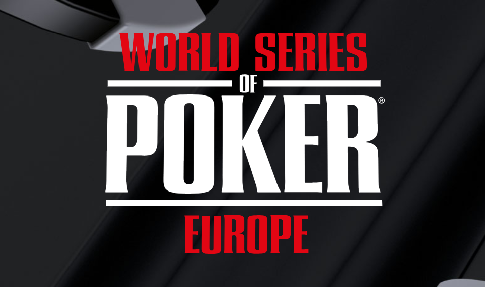 wold series of poker europe